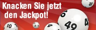 Knacken Sie den Lotto Jackpot