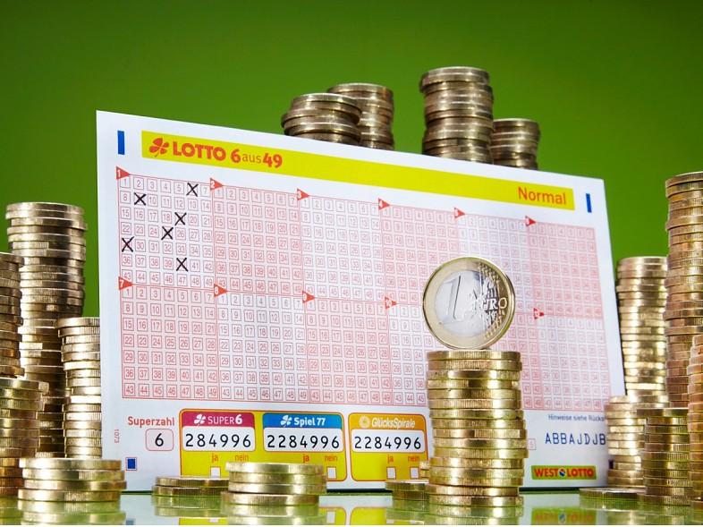 lottoschein ausfüllen und gewinnen